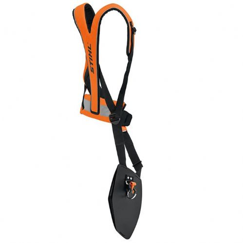 Stihl ADVANCE PLUS universal harness, fluorescent orange  0000 710 9000